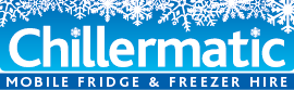 Chillermatic fridge freezer hire